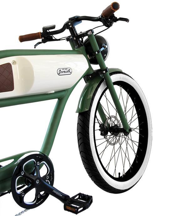električni bicikl greaser michael blast,