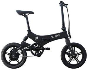 bluoko, x6, ebike, električni bicikl, sklopivi električni bicikl, foldable ebike, electric bike, hub motor, pedalac sistem, citycoco croatia