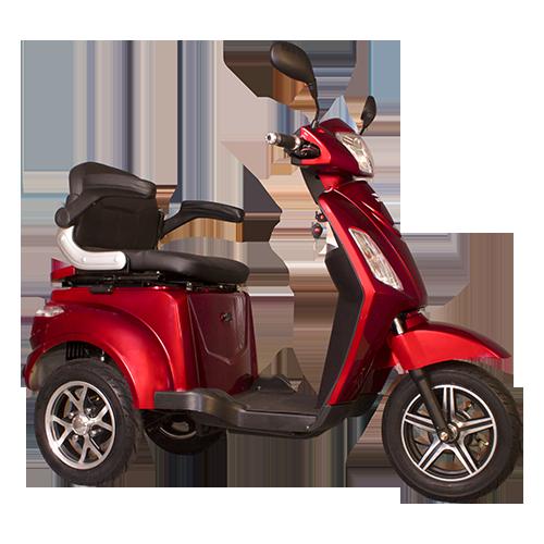 Volta VM4 električni tricikl/trokolica