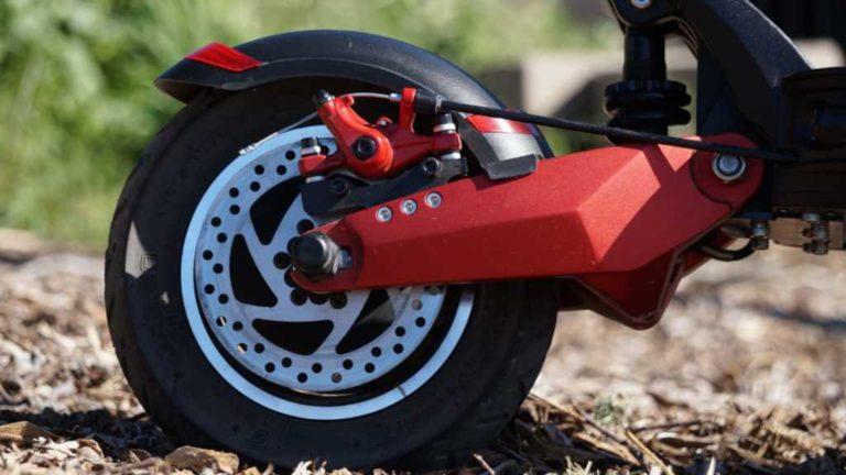 ZERO 10X električni romobil - disk kočnica