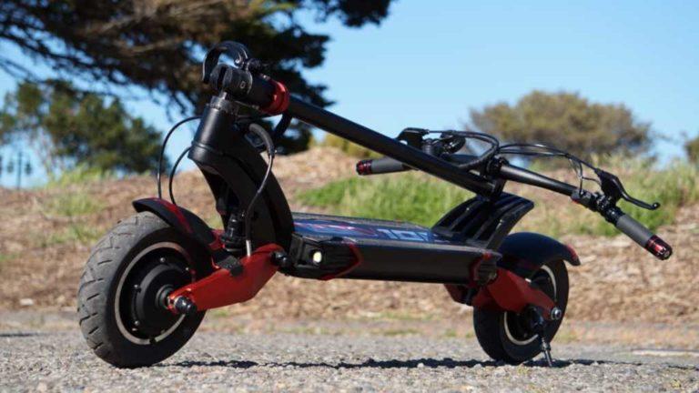 ZERO 10X električni romobil - mobilnost