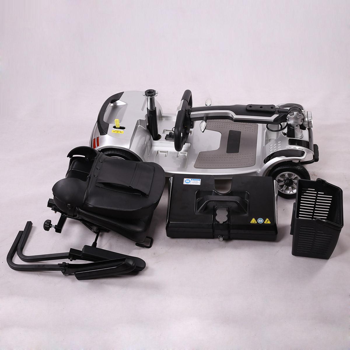VS2 električno vozilo za starije, nemoćne i slabije pokretne