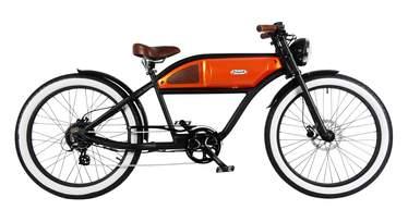 """Michael Blast GREASER, Vintage električni bicikl dobio je prestižnu nagradu Good Design Award  u kategoriji """"Dizajn proizvoda"""" kao priznanje za izvanredan dizajn i inovaciju."""