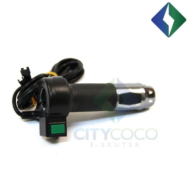 Ručka gasa desna s tasterom za dvije brzine za CityCoco električni skuter