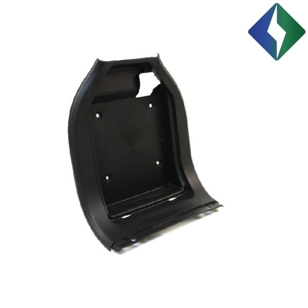 Plastična podna maska za CityCoco VII EEC električni skuter - stražnja