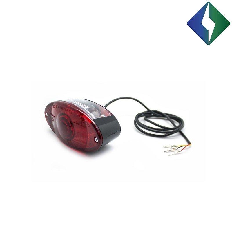 Stražnje svjetlo za CityCoco električni skuter.