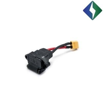 Priključak baterije za CityCoco električne skutere.
