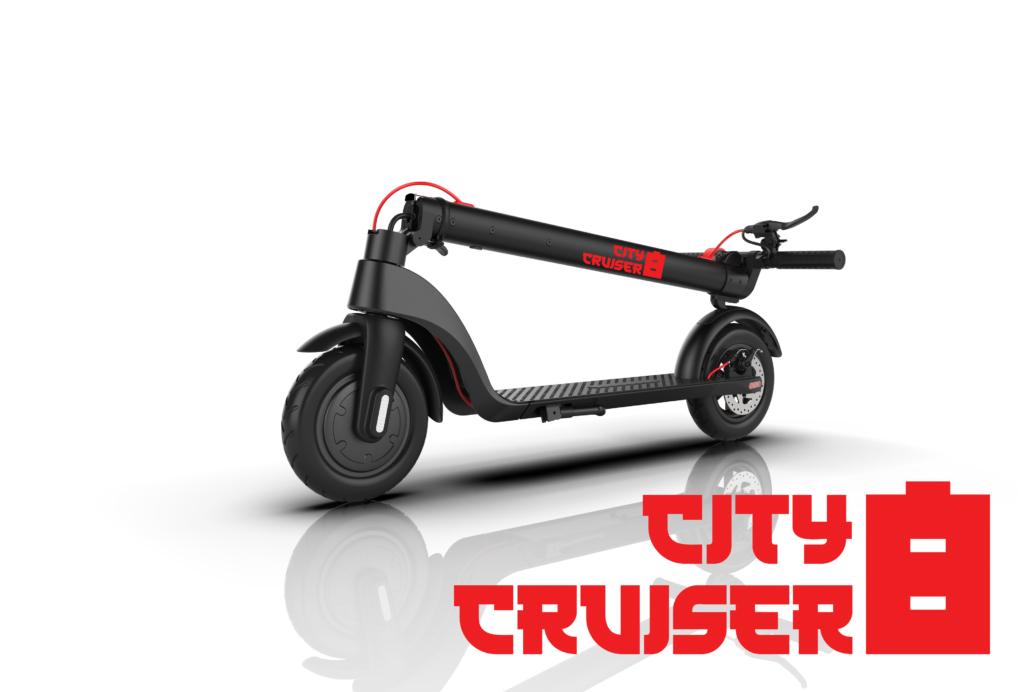 City Cruiser 8 električni romobil 350W