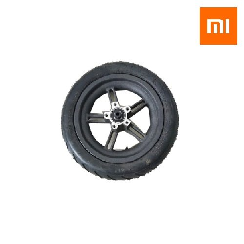 Rear wheel+outer tire+ inner tube for Xiaomi M365 Stražnji kotač guma i zračnica za Xiaomi M365 - Stražnji kotač + vanjska guma + unutarnja guma za Xiaomi M365 električni romobil