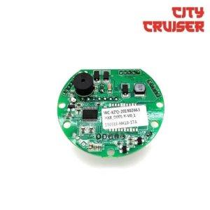 Kontrolna ploča s ekranom City Cruiser 10 elektricni romobil 1