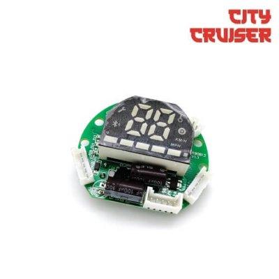 Kontrolna ploča s ekranom City Cruiser 10 elektricni romobil