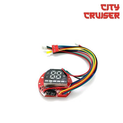 Kontrolna ploča s ekranom za City Cruiser 8 elektricni romobil 1
