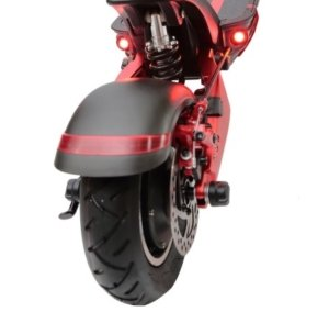 Zero 10x Rear Suspension for Spring Shock Absorption REAR