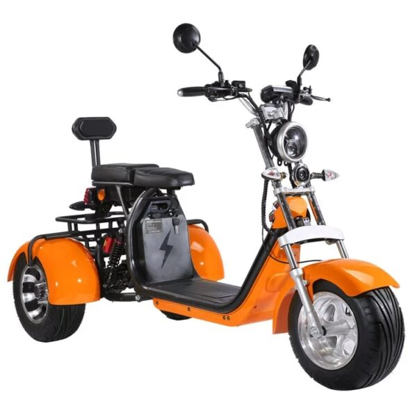 citycoco trcikl cp 3.0 narančasti