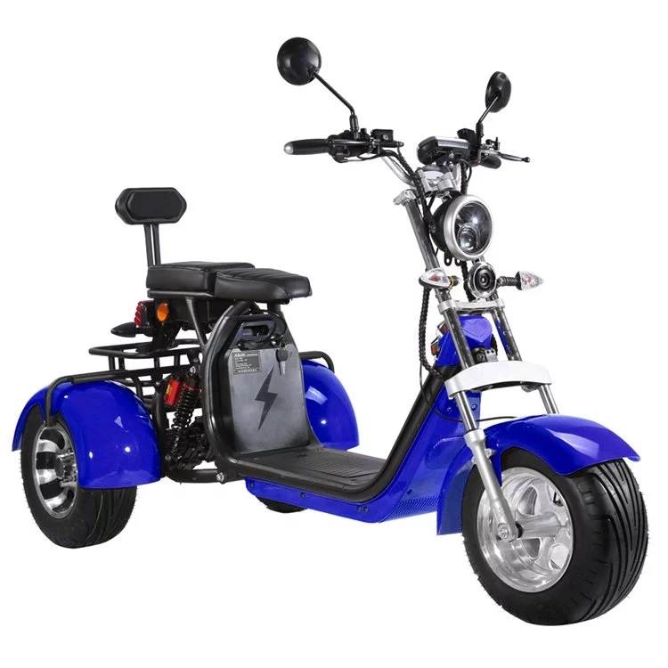 citycoco trcikl cp 3.0 plavi