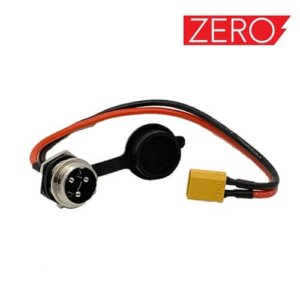 priključak punjača za zero 8 električni romobil- charging port for zero 8 escooter