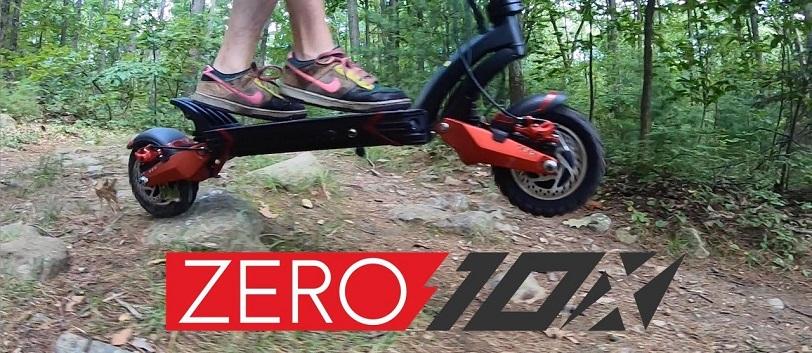 zero 10x suspension