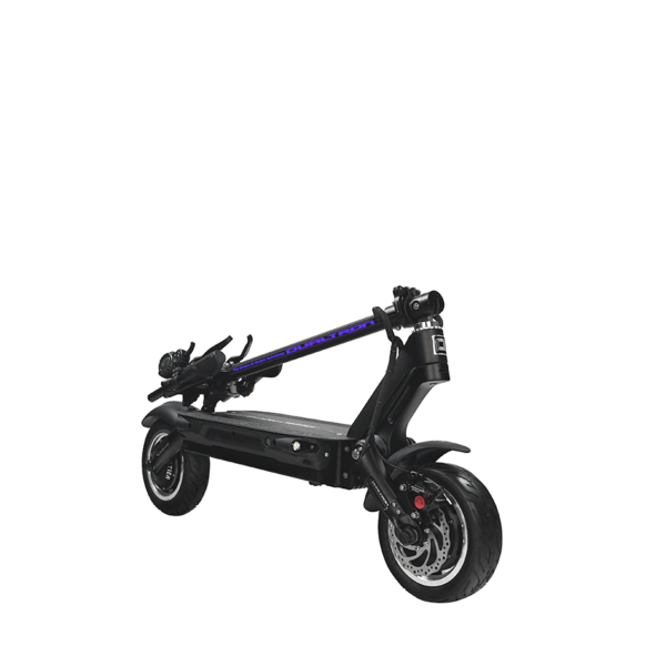Dualtron 3 electric scooter folding