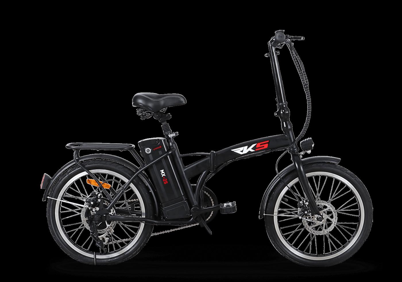 elektricni sklopivi bicikl RKS MX25 250W