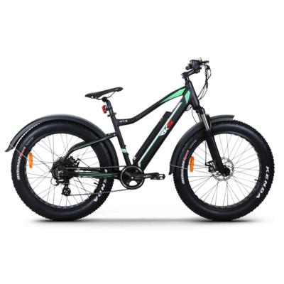 elektricni bicikl rks mt8 crni