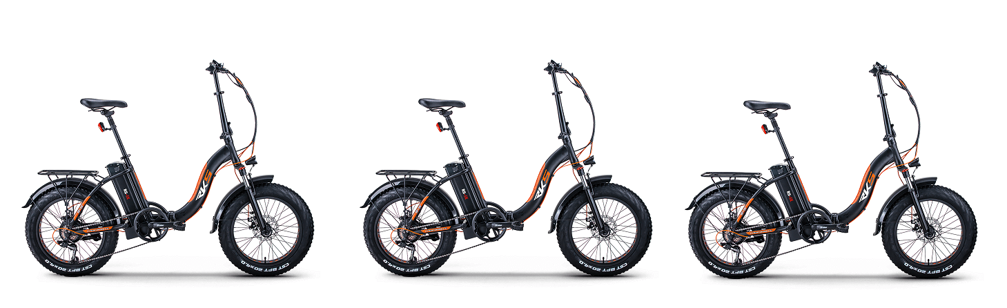 elektricni sklopivi bicikl rks RSI-X banner