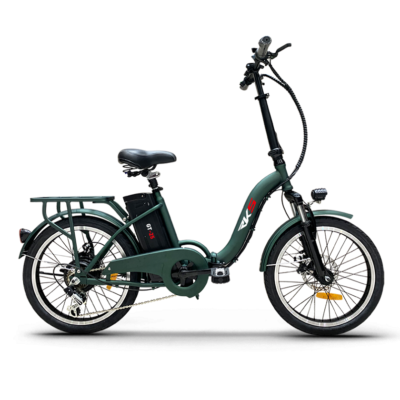 elektricni sklopivi bicikl RKS GT25 250W banner