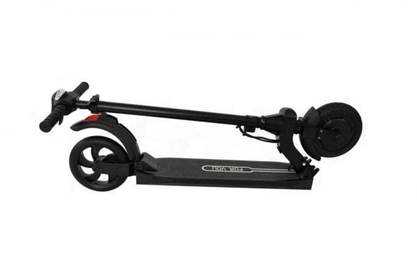 kaabo air escooter folded