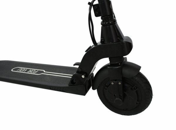 kaabo air escooter front wheel