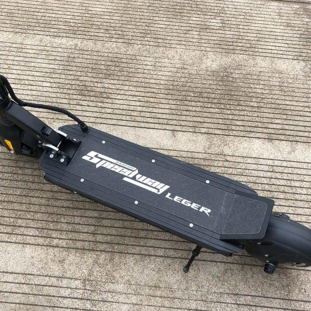 speedway leger escooter - deck