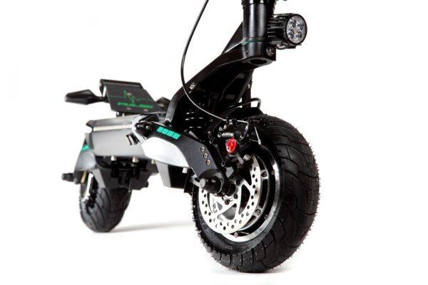 Pulse 10 Dual električni romobil 2x1200w - prednji kotač