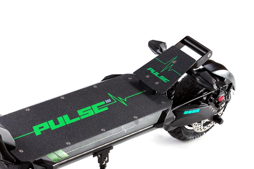 Pulse 10 Dual električni romobil 2x1200w - protuklizna površina