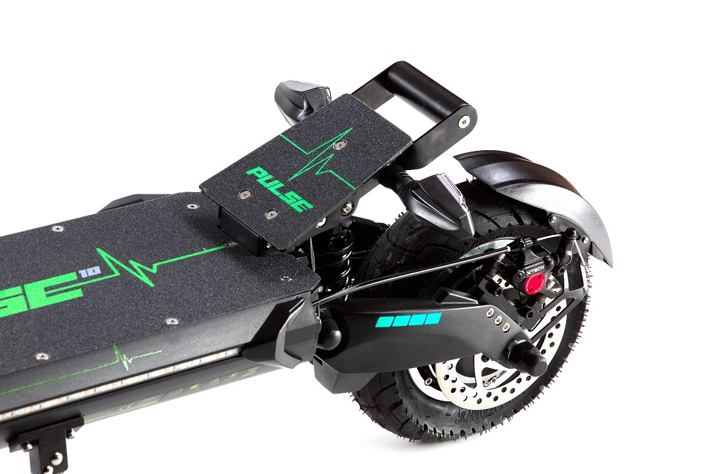 Pulse 10 Dual električni romobil 2x1200w - ručka za nošenje romobila