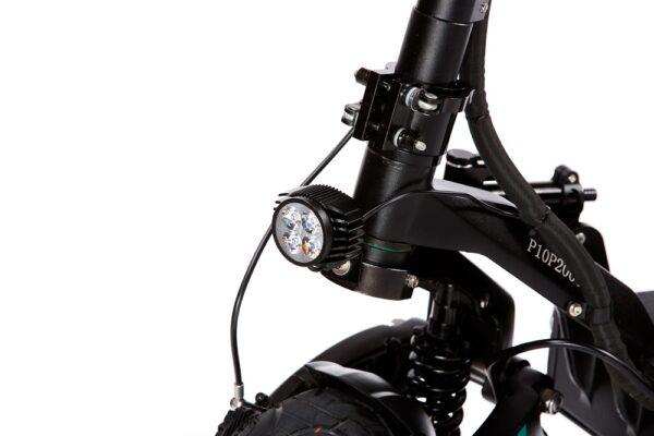 Pulse 10 Pro električni romobil 2x1200w - prednje svijetlo