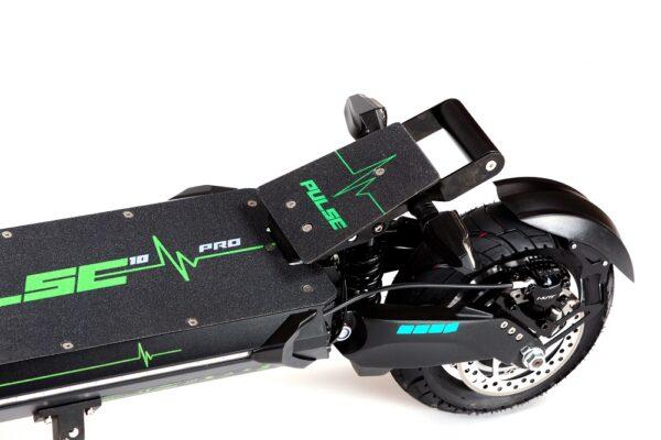 Pulse 10 Pro električni romobil 2x1200w - protuklizna površina