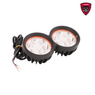 13.070 Prednje duple LED lampe za Kaabo Wolf Warrior 11 električni romobil
