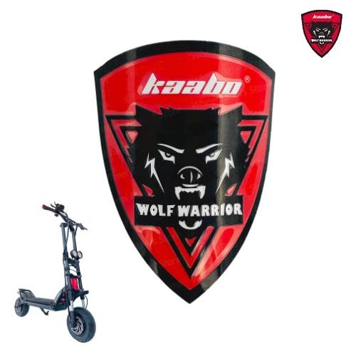 13.108 Logotip naljepnica za Kaabo Wolf Warrior 11