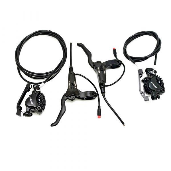 P10080 Set hidrauličnih kočnica Nutt za PULSE 10